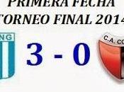 Racing:3 Colón:0 (Fecha