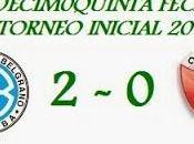 Belgrano:2 Colón:0 (Fecha 15°)