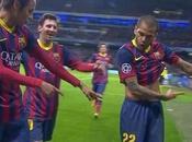 Barcelona saca ventaja Etihad ante Manchester City