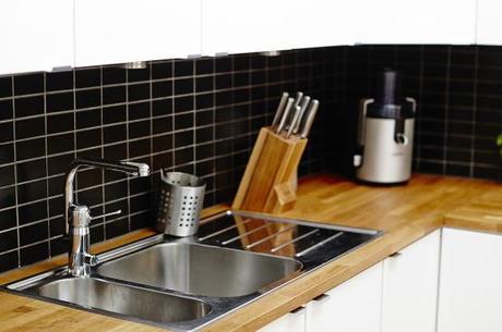 encimeras de cocina de madera cuidados mentiras y verdades