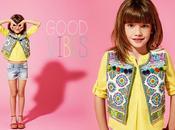 Mango Kids. Colección Good Vibes