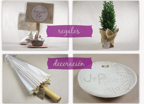 I do todo lo que necesitas para tu boda paperblog - Cosas para preparar una boda ...