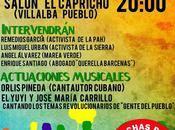 Acto presentación Marchas Dignidad Collado Villalba