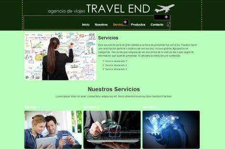 Edita y publica tu web con Mitucan - Menu de navegacion - Social With It - Social Media Blog