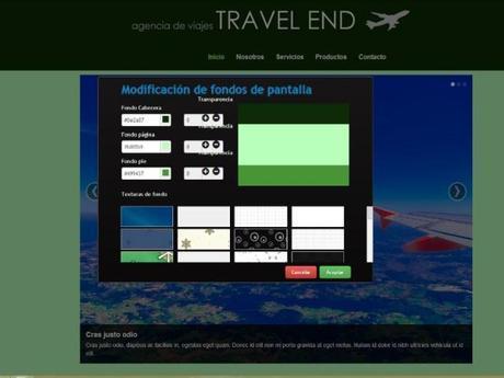 Edita y publica tu web con Mitucan - Elige fondo de pantalla - Social With It - Social Media Blog