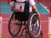 Campeonato Autonómico eslálom silla ruedas Alcoy