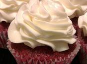 Cupcakes Velvet crema mascarpone