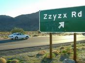 Arquitecturas olvidadas: zzyzx, último pueblo (alfabéticamente) mundo