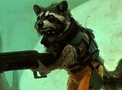 Conoce Rocket Raccoon Groot nuevos clips 'Guardianes Galaxia'