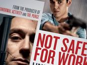 Tráiler thriller 'Not Safe Work', Johnston