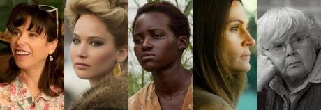 ¿Quién ganará el Óscar 2014 a la mejor actriz de reparto?