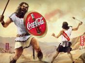 David contra Goliat Coca-Cola