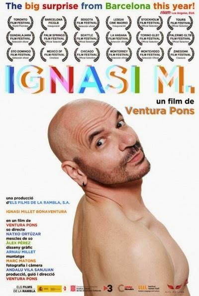 Póster: Ignasi M. (2013)