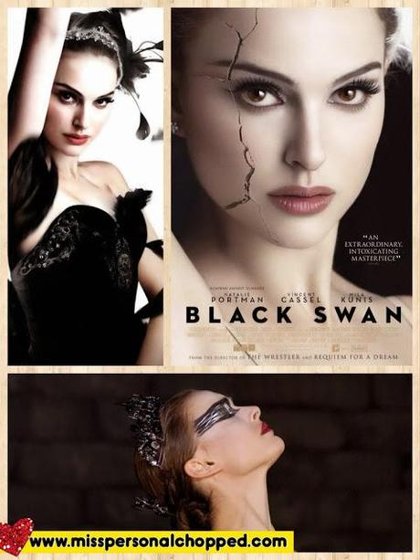 WEEKEND INSPIRATION: Black Swan!