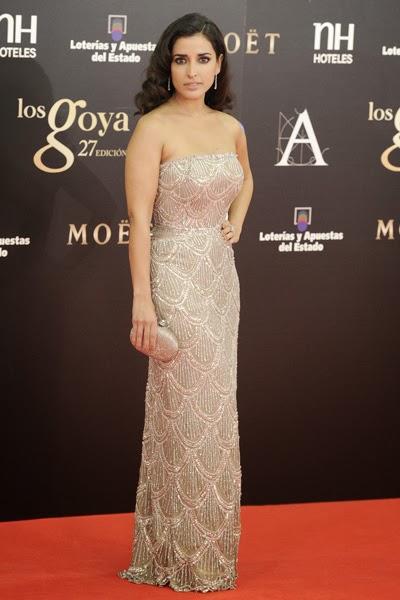Top Ten:Mejor Vestidas de los Goya.