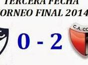 Quilmes:0 Colón:2 (Fecha