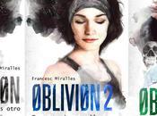 "Reseña ""Trilogía Oblivion"" Francesc Miralles"