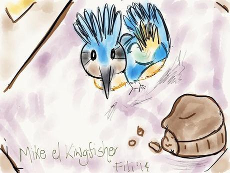 De cómo sostener un pájaro - Paperblog