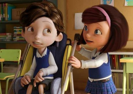 """""""Cuerdas"""", Goya 2014 al mejor corto de animación, conmociona Internet"""