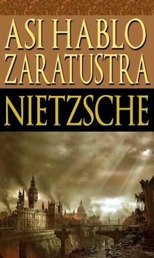 Así habló Zaratustra, de Friedrich Nietzsche - Paperblog
