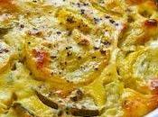 Zucchini horno