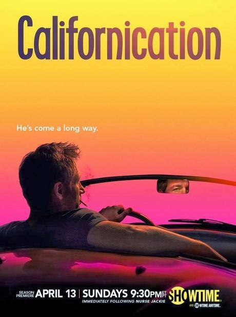Poster Oficial de Californication Septima Temporada