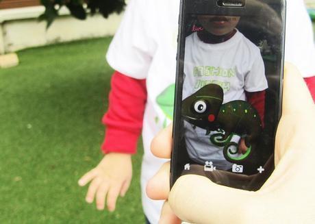 manada-kids-camiseta-live