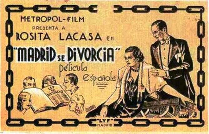 Ley de divorcio de 1932.