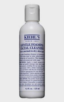 Limpiador Facial Suave Espumoso de Kiehl´s