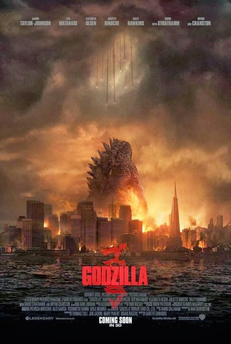 Segundo Trailer De Godzilla