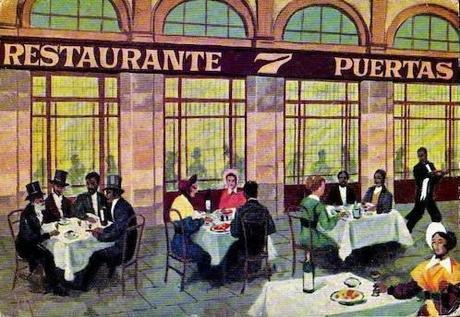 Restaurant 7 portes barcelona 26 02 2014 for 7 portes barcelona menu