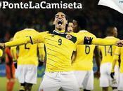 #PonteLaCamiseta Grita Selección Colombia