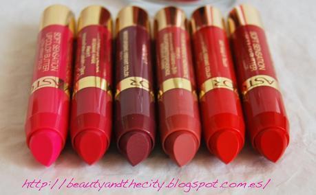 Soft Sensation Lipcolor Butter Ultra Vibrant de ASTOR