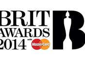 tenemos nominados Brit Awards 2014. Mucho indie nominaciones