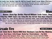 Cartel definitivo Coachella 2014