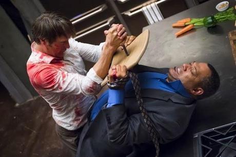 La Pelea Épica Entre Hannibal Lecter y Jack Crawford