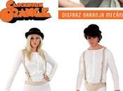 Ideas para disfraces: naranja mecánica