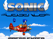 Sonic Legends actualiza nueva demo. niveles disponibles
