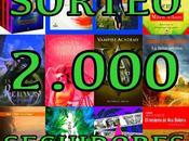Sorteo 2000 seguidores rincón Leyna