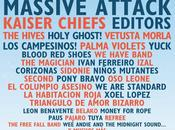 Nuevas confirmaciones para Festival: Massive Attack, Palma Violets, Kaiser Chiefs muchos más...