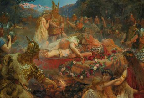 Los vikingos y el saqueo de Sevilla