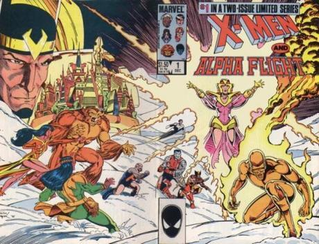 X-Men Alpha Flight