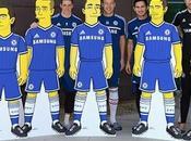 """jugadores Chelsea F.C. estarán serie animada """"Los Simpsons"""""""