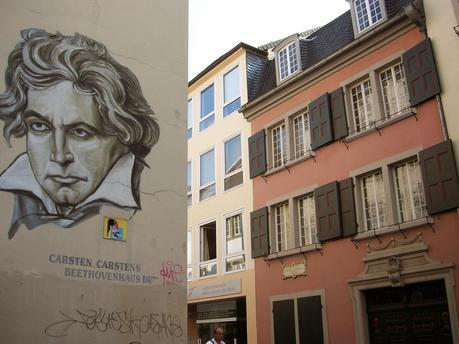 Casa de Beethoven, Beethoven Haus, Bonn, Alemania, round the world, La vuelta al mundo de Asun y Ricardo, mundoporlibre.com