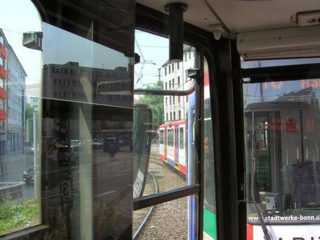 Tranvía Bonn - Colonia, Colonia, Köln, Alemania, round the world, La vuelta al mundo de Asun y Ricardo, mundoporlibre.com
