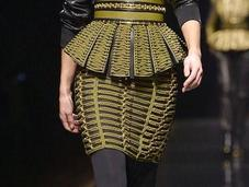 Paris Fashion Week 2014: Desfile Balmain