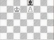 Finales alfil (IV): peón contra