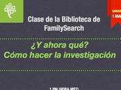 ahora qué? ¿Cómo hacer investigación Genealógica?