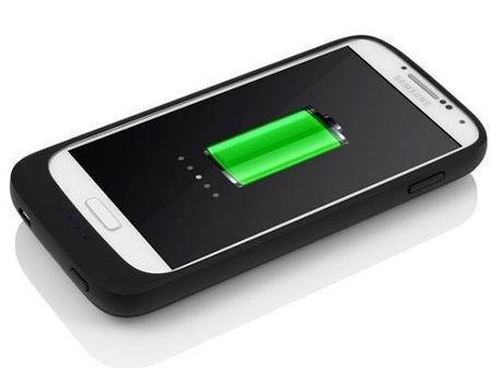 Incipio Offgrid funda con batería para Galaxy S4