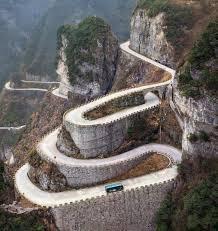 La desafiante puerta del cielo de china paperblog for Puerta al cielo china